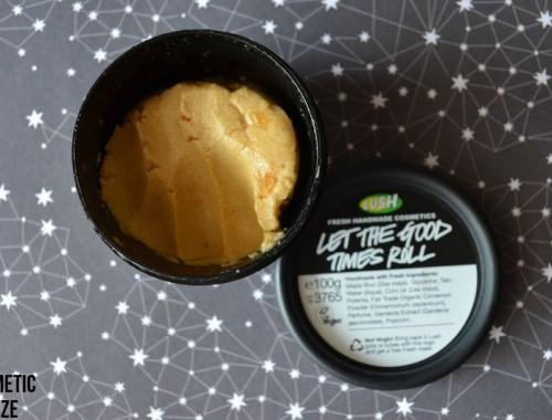 lush-let-good-times-roll-limpiadora-facial-corporal-envase-textura