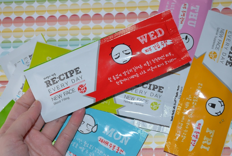 RECIPE-EVERYDAY-NEW-FACE-MASK-7-SHEETS-WEDNESDAY
