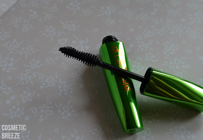 LOOKFANTASTIC BEAUTYBOX AGOSTO 2015 -WonderFull Wake Me Up Mascara de RIMMEL- cepillo