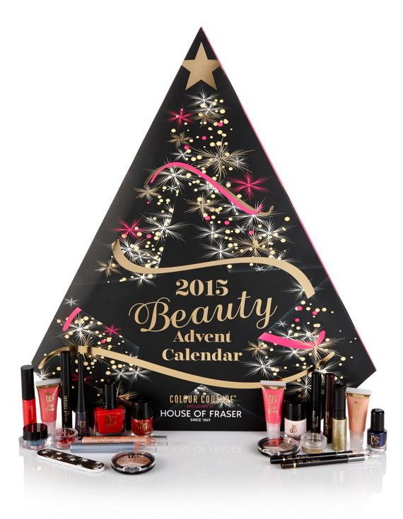 AMELIA KNIGHT BEAUTY ADVENT CALENDAR