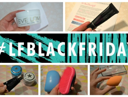 LFBlackFriday black friday de lookfantastic