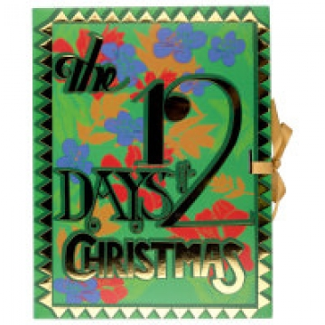 Lush calendario de adviento 2015