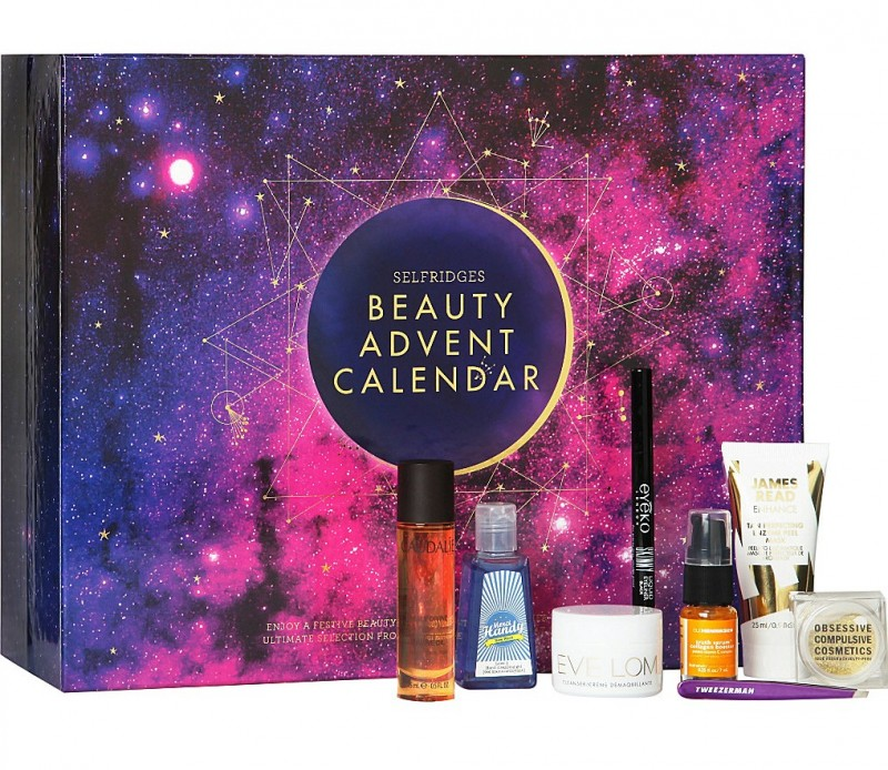 Selfridges Beauty Workshop Advent Calendar