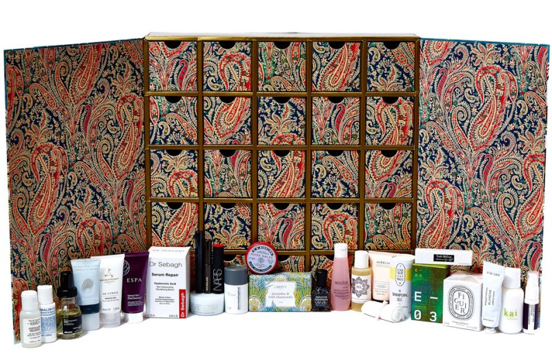 LIBERTY BEAUTY ADVENT CALENDAR 2015