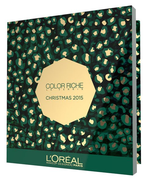 color riche advent calendari 2015 loreal