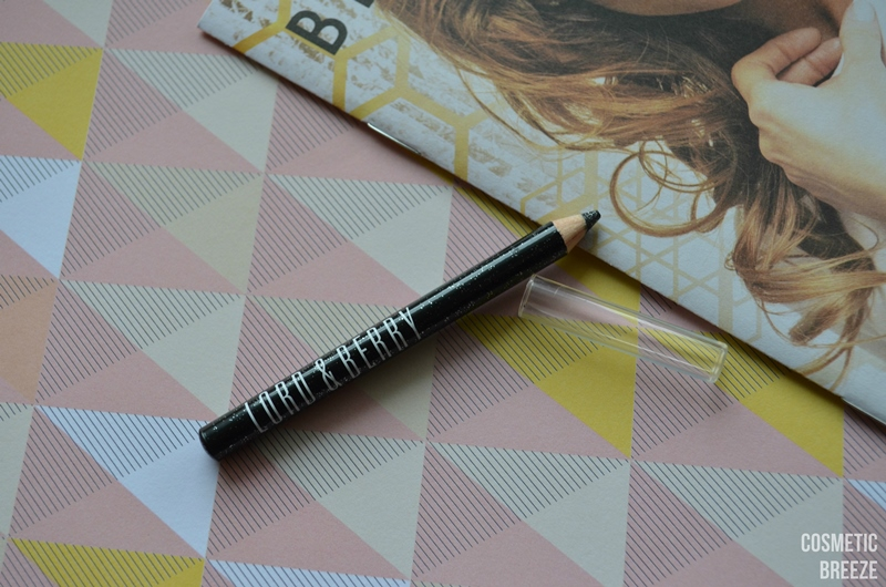 LOOKFANTASTIC BEAUTYBOX DE DICIEMBRE LORD AND BERRY EYELINER PAILETTE GLITTER