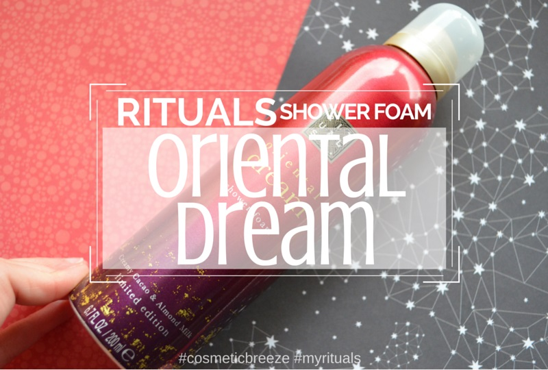 Rituals Shower Foam Oriental Dream