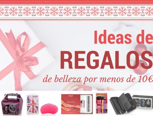 portada ideas regalos por menos de 10€