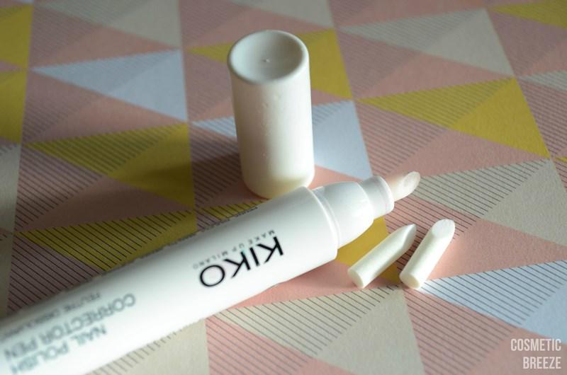 KIKO nail polish corrector pen