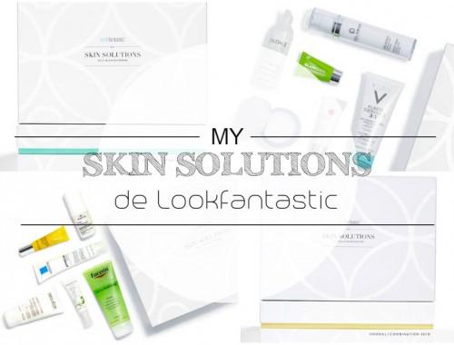 Lookfantastic - my skin solutions