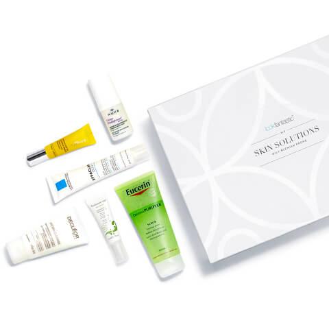 Lookfantastic - my skin solutions - piel grasa con acné - oily skin - contenido