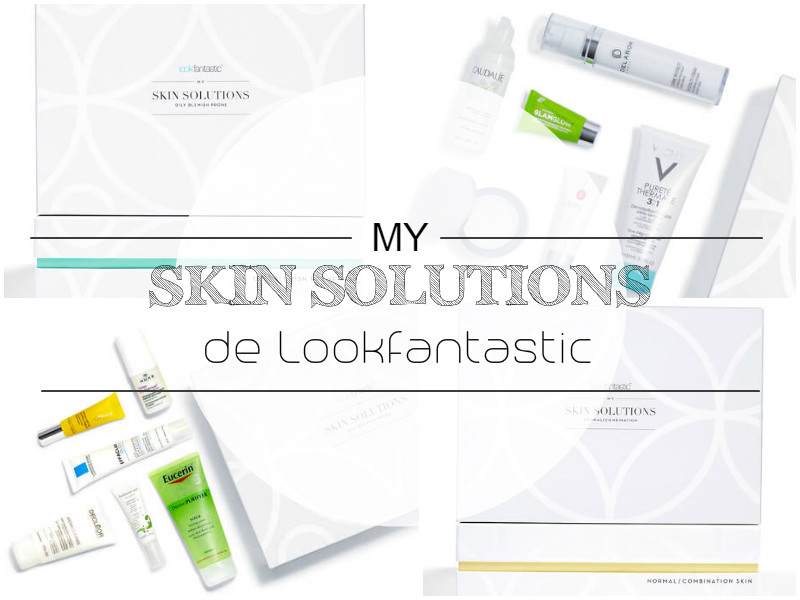 Lookfantastic - my skin solutions