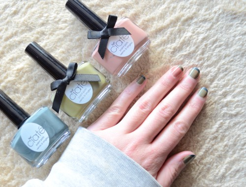 Manicure monday - Manicura francesa de colores Ciaté