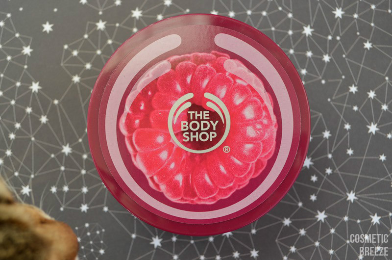 Exfoliante de Frambuesa - The Body Shop - Atreyu