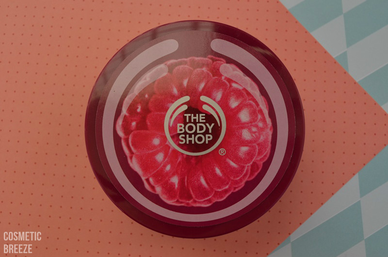 Exfoliante de Frambuesa - The Body Shop