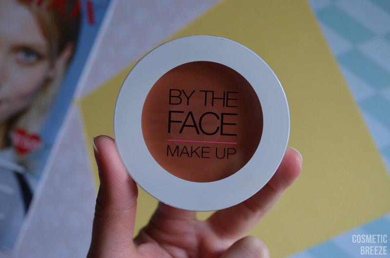 GUAPABOX DE FEBRERO 2016 SAN VALENTIN By The Face Make Up Colorete en Crema