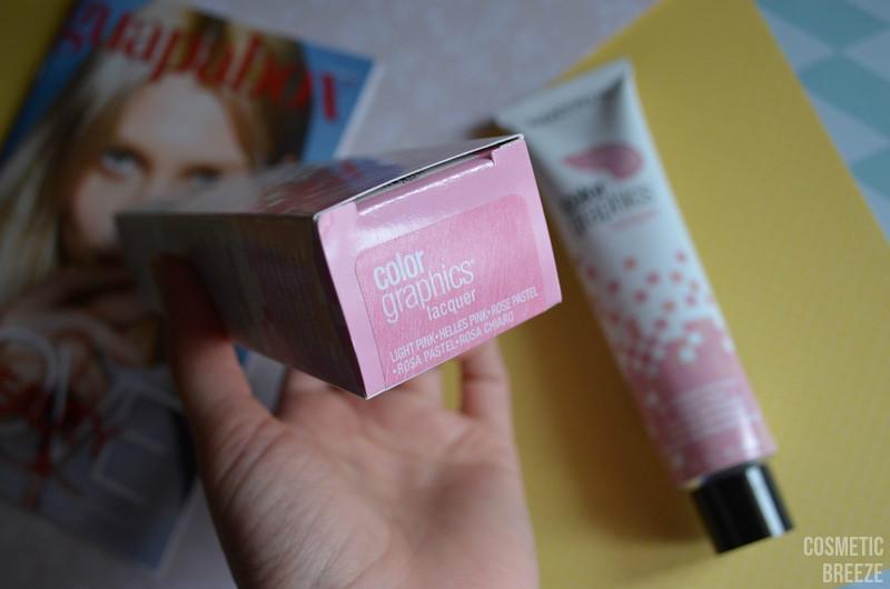 GUAPABOX DE FEBRERO 2016 SAN VALENTIN Matix Color Lacquer Rosa Pastel (3)