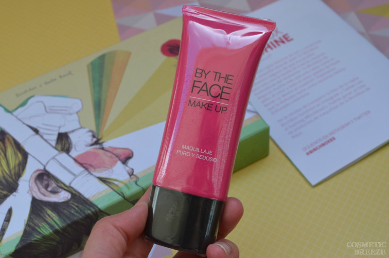 Birchbox de Mayo 2016 - By The Face Make Up