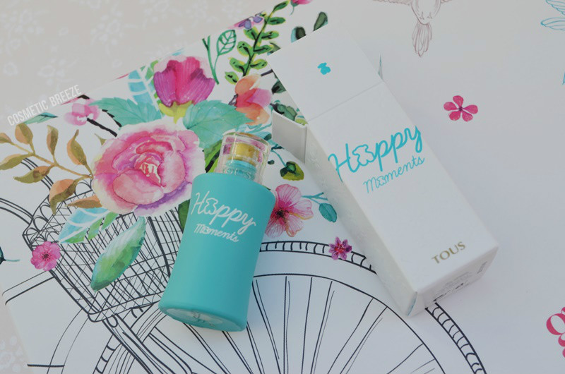 Cajita Guapabox de Abril 2016 - Happy Moments de TOUS