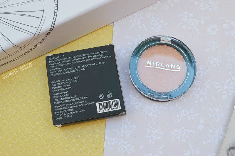 Cajita Guapabox de Abril 2016 - Sombra Pure Glamour de Mirlans (2)