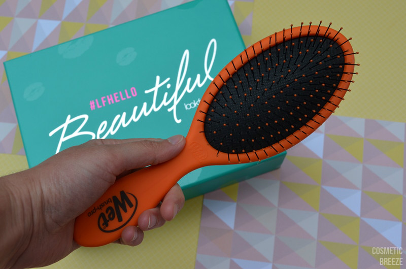 Lookfantastic Beauty Box de Mayo 2016 - Cepillo Wet Brush