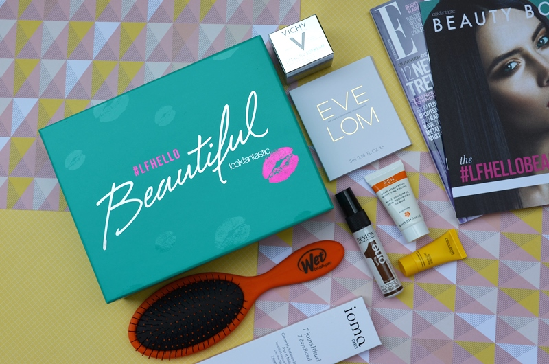 Lookfantastic Beauty Box de Mayo 2016