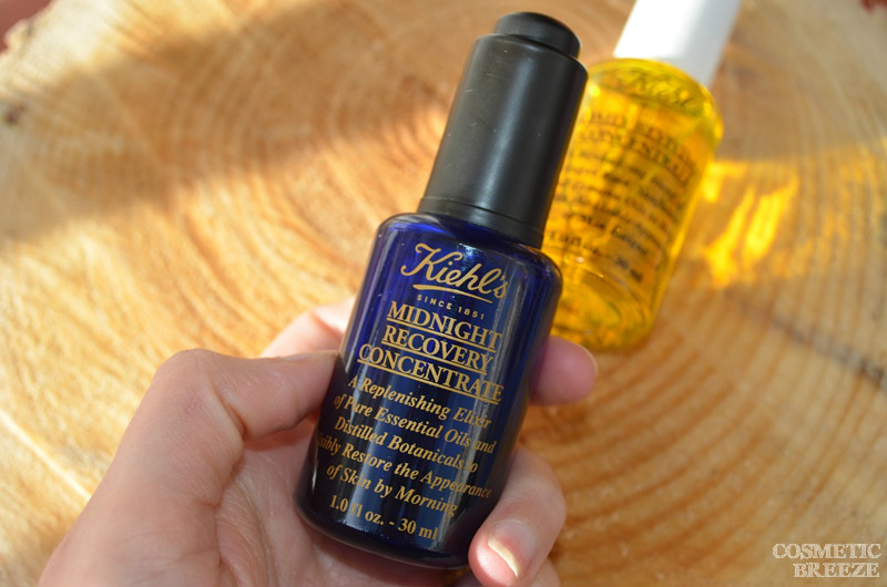 Serum Midnight Recovery Concentrate (Noche) de KIEHLS