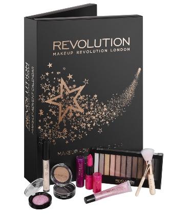 calendario-de-adviento-de-belleza-de-make-up-revolution-2016