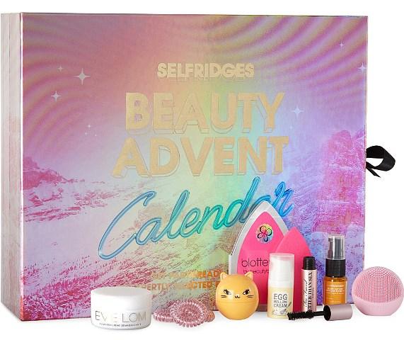selfridges-advent-calendar - calendarios de adviento de belleza 2016