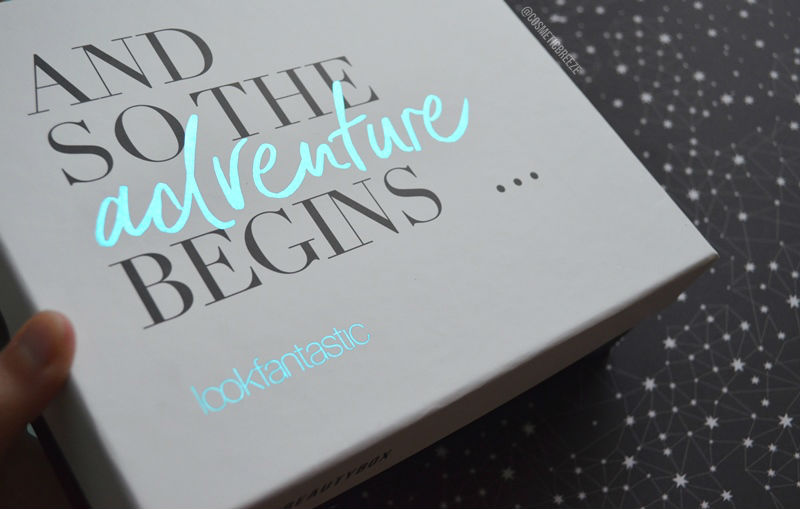 Lookfantastic Beauty Box de Enero 2017