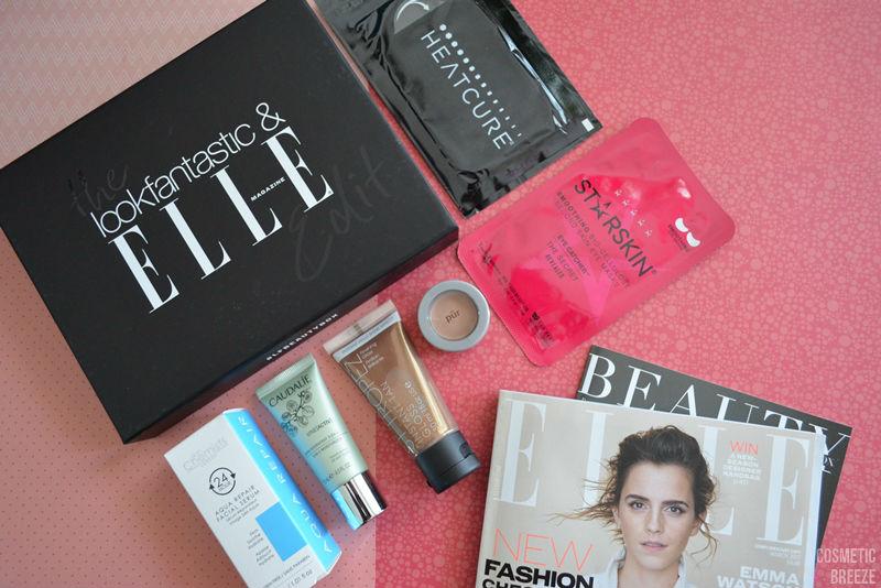 lookfantastic beauty box de marzo 2017 - Contenido 1