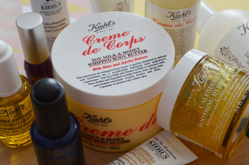 Mis básicos de Kiehl's para el Friends and Family 2017
