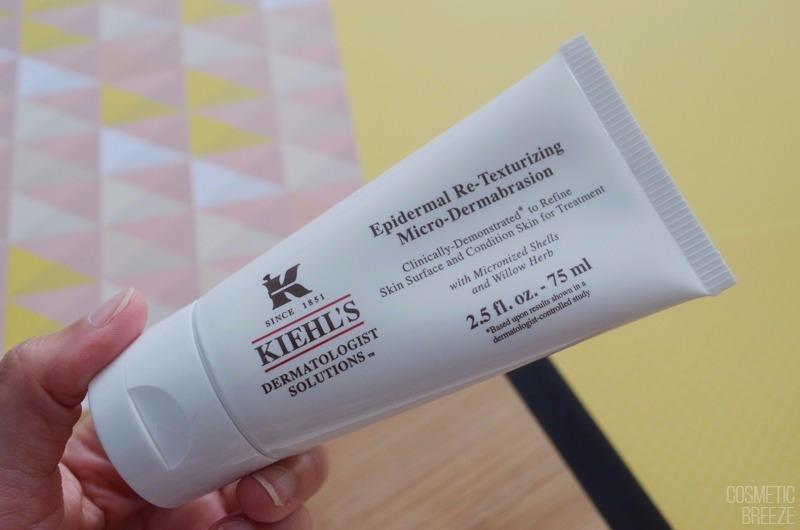 Exfoliante Microdermoabrasión Retexturizante de KIEHLS (1)