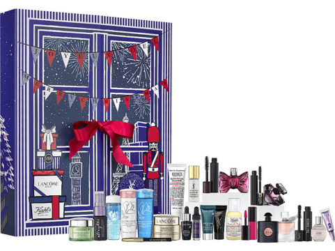 calendario de adviento de belleza 2017 - Selfridge