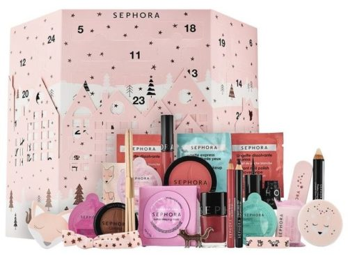 calendario de adviento de belleza 2017 - Sephora calendario beauty de adviento 2017