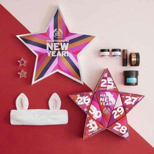 calendario de adviento de belleza 2017 - The Body Shop - Cuenta Atras Para Año Nuevo 2017 59