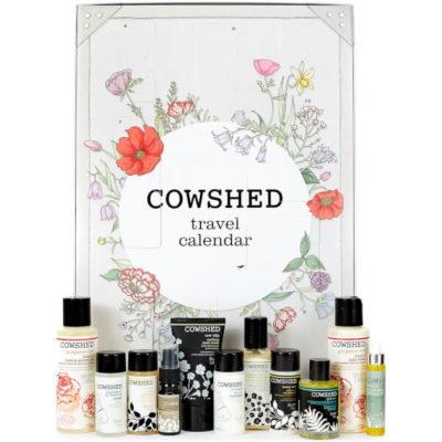 calendario de adviento de belleza 2017 - cowshed