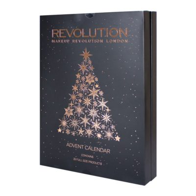 calendario de adviento de belleza 2017 - makeup revolution