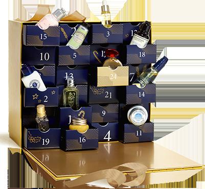 loccitane calendario de adviento premium 2017