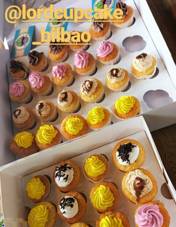 Evento Beauty Bloggers Bilbao 2017 - Lord Cupcakes Bilbao