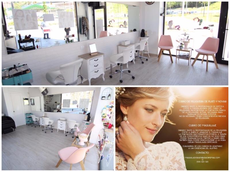 Peluquería ML - Evento Beauty Bloggers Bilbao - 2017