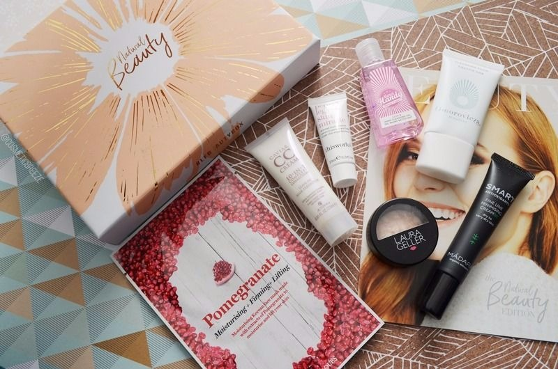 Lookfantastic beauty box de abril 2017 - 2