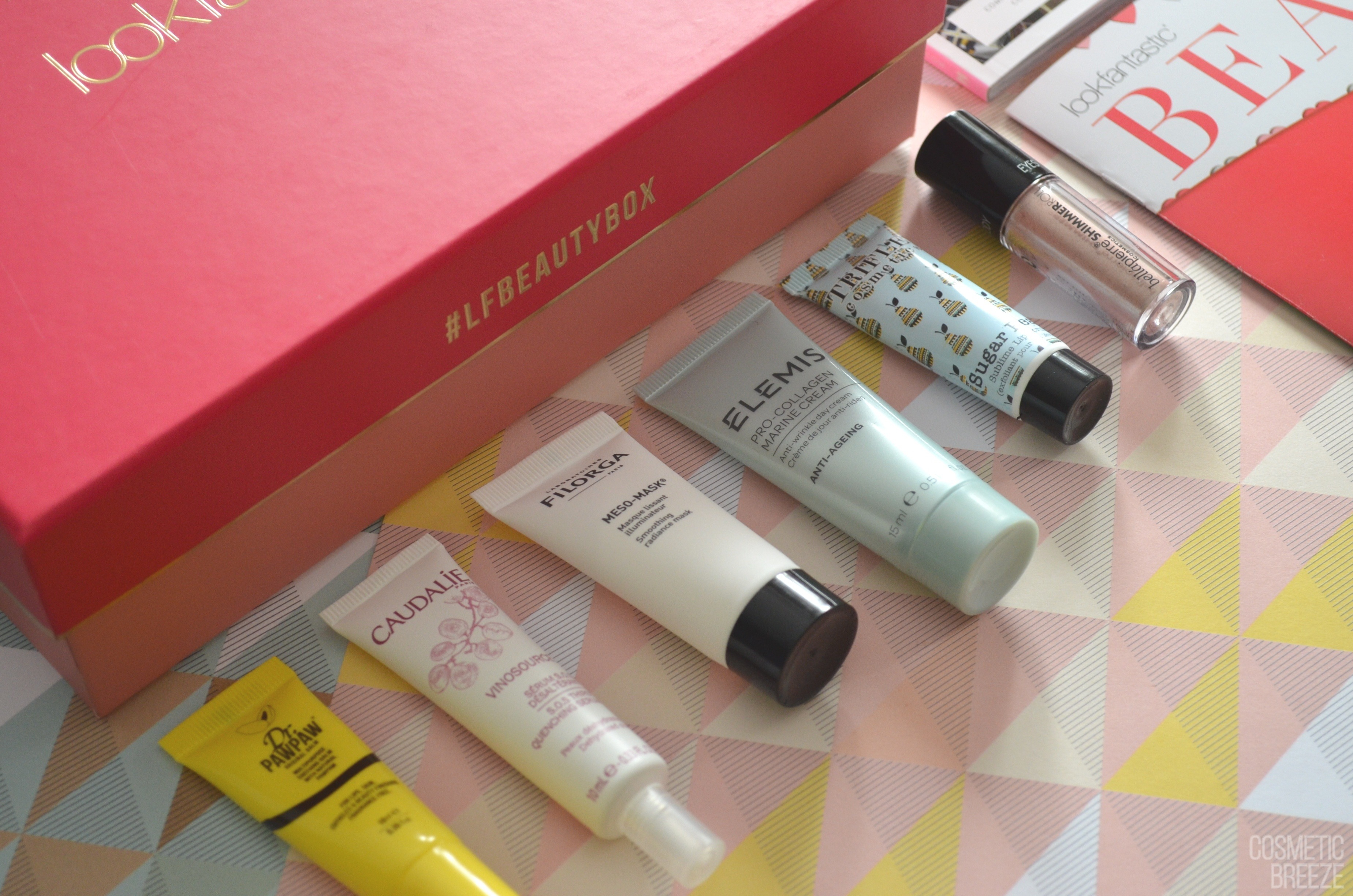 Lookfantastic Beauty Box de Febrero 2018 - Beauty rendezvous - Contenido 4 (1)