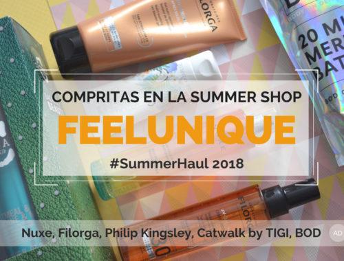 Feelunique Summer Shop Portada 1