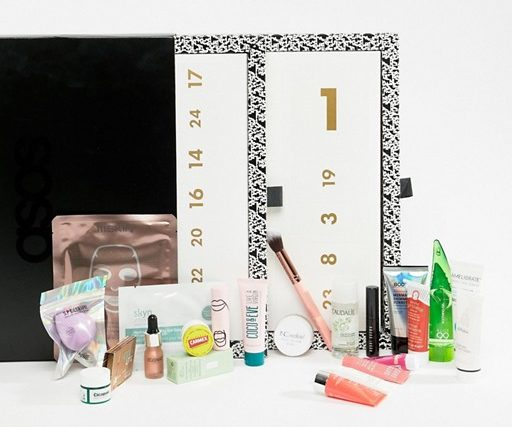 ASOS Calendario de Adviento de Belleza 2018 - ASOS Beauty Advent Calendar 2018