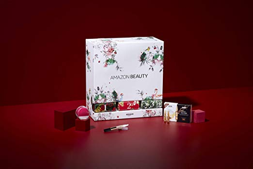 Calendario de Adviento Beauty de Amazon 2018
