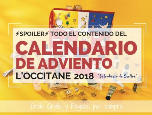 Calendario de Adviento LOccitane 2018 - Calendario de sueños - Calendario de Adviento Clasico 2018 (1)