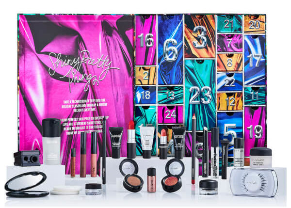 Calendario de Adviento de MAC Cosmetics 2018 MAC Beauty Advent Calendar Make Up