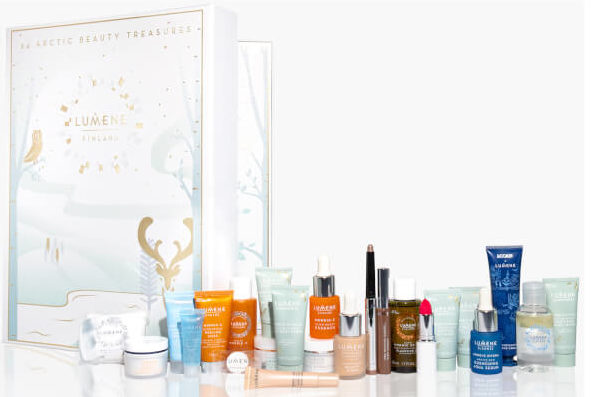 Lumene Beauty Advent Calendar 2018