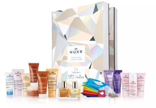 NUXE LOV - Beauty Countdown - Calendario de adviento 2018 de NUXE